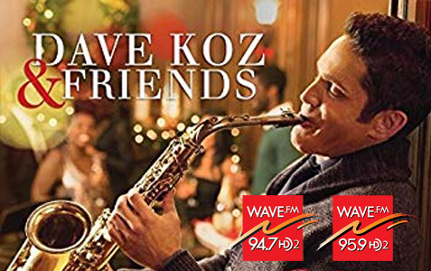 Free Music Giveaway - Dave Koz & Friends