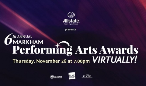 6th Annual Markham Performing Arts Awards
