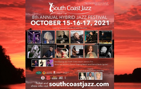 8th Annual South Coast Hybrid Jazz Festival