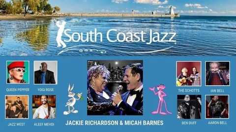South Coast Jazz Festival...